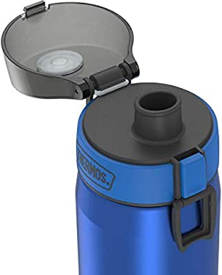 Thermos Stainless Steel Vacuum Insulated Hydration Bottle, 530ml, Royal Blue, TS4067RB4AUS