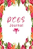 PCOS Journal: Polycystic Ovarian Syndrome Planner and Log Book , Symptoms, Periods, Medication, Vitamins and ... PCOS Journal and Tracker