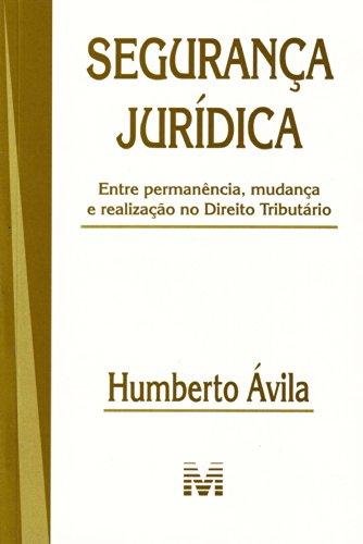 Segurança Juridica