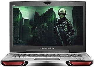 Casper G860.8750-D690X 17.3 inç Dizüstü Bilgisayar Intel Core i7 32 GB GB NVIDIA GeForce GTX 1060, Gri (Windows veya herha...