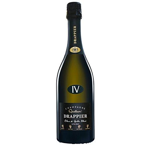 Champagne Drappier Quattuor Blanc de Quatre Blancs