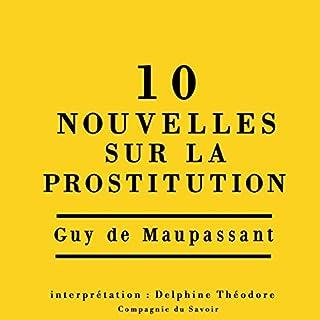 Page de couverture de Dix nouvelles sur la prostitution