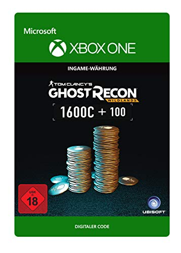 Tom Clancy's Ghost Recon Wildlands Currency pack 1700 GR credits | Xbox One - Download Code