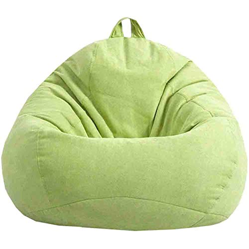 Indoor Outdoor Bean Bags Sofa Chairs,Ultra Soft Comfortable Filled Lounge Bean Bag,Bean Bag Chair with Removable Cover for Kids