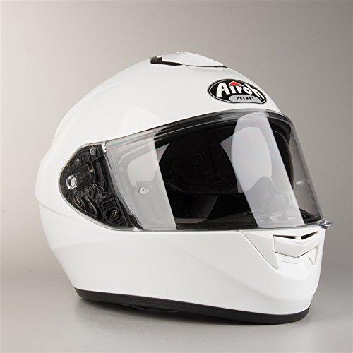 Airoh Motorrad Helme ST701, White, Größe M