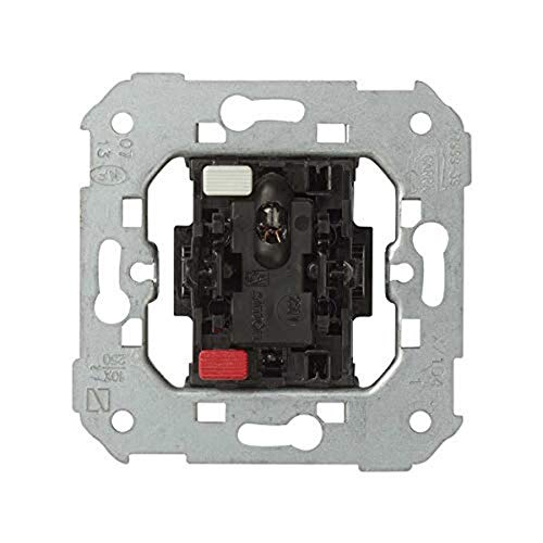 Simon - 75104-39 interruptor unipolar con luminoso s-75 Ref. 6557539003