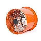 SCDMY Quiet línea del conducto del Ventilador, Pre y máquina, for calefacción, refrigeración, ventilación, circulación de Aire Booster, hidroponía, Tiendas de campaña Grow