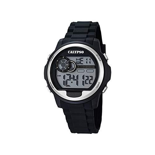 CALYPSO Reloj Unisex Digital Negro - K5667-1
