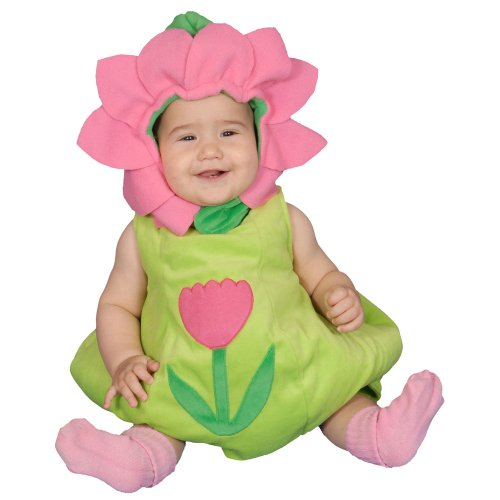 Dress Up America Kleines Baby Dazzeling Blume Kostüm