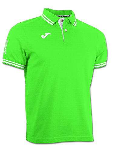 Joma 3007S13.40 Polo Sportswear, Vert, FR : 4 Ans (Taille Fabricant : 04)