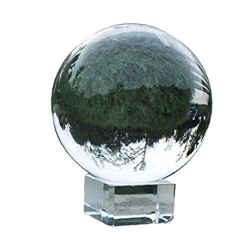 MICHAELA BLAKE 8cm Luz Bola De Cristal Meditación Esfera De La Bola...