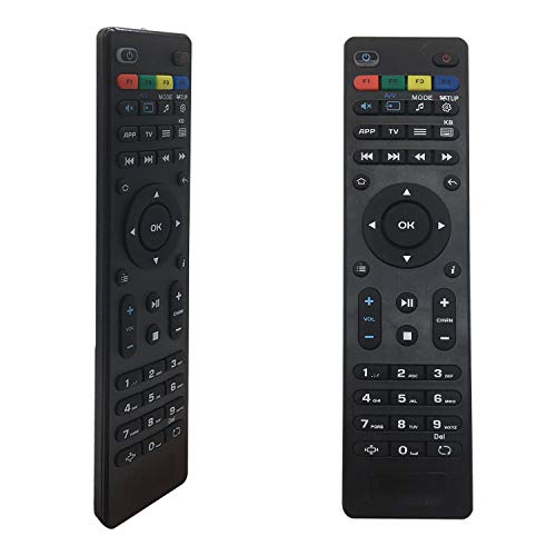Replacement MAG TV BOX Remote Control MAG 255 for IPTV MAG SET TOP BOXES...