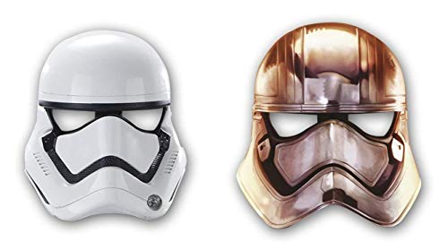 6 Masques Star Wars VII 7 - Taille Unique