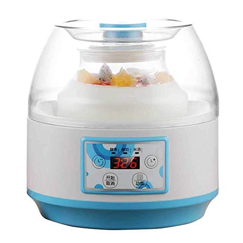 Why Should You Buy Yogurt Machine,Household Cream Maker Cream Machine Compression Cooling Family Siz...
