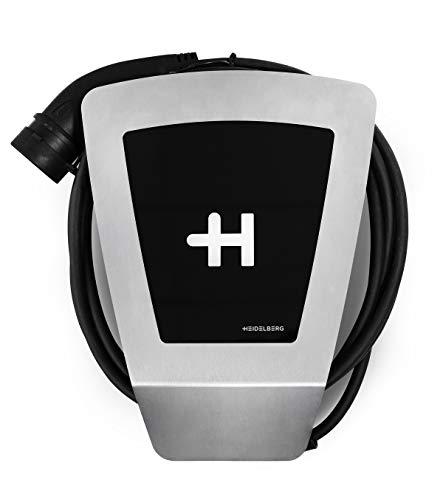 Heidelberg Wallbox Energy Control - Ladestation Elektro- & Hybrid Autos 11 kW maximale Ladeleistung (5,0m)