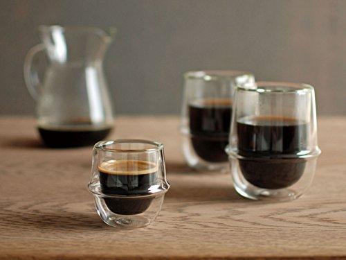 KINTO(キントー)『KRONOSダブルウォールコーヒーカップ(23107)』
