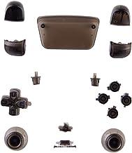 GOTRUTH Kits de reparo de substituição para PS5, D-pad + botões de microfone PS + opções de compartilhamento + gatilho R1 ...