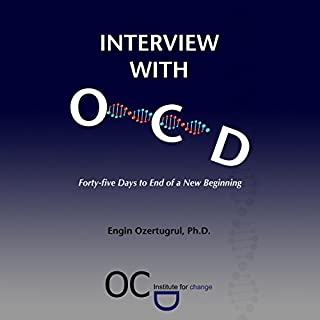Interview with OCD audiobook cover art
