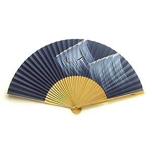 京扇子 あゆ/ 男性用 扇子 日本製