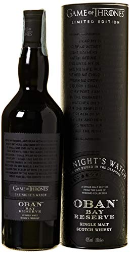 Oban Little Bay Reserve - The Night's Watch Whisky Single Malt - 700 ml