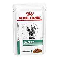 Helps reduce net energy supply and maintenance of muscle mass essential in diabetic cats Formula that contains a reduced level of starch to help limit postprandial blood glucose