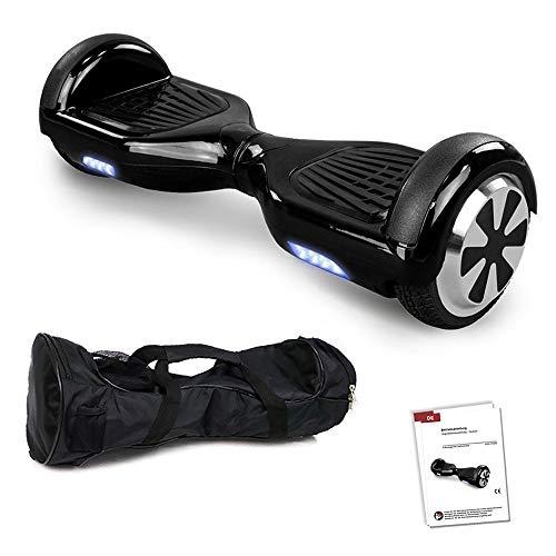 Hoverboard GPX-01 - 6,5 Zoll Motion V.5 mit App, inkl. Tragetasche, Dual Motor, Bluetooth 4.0, Lautsprecher, Kinder Sicherheitsmodus, Self Elektro Balance Scooter, 600 Watt