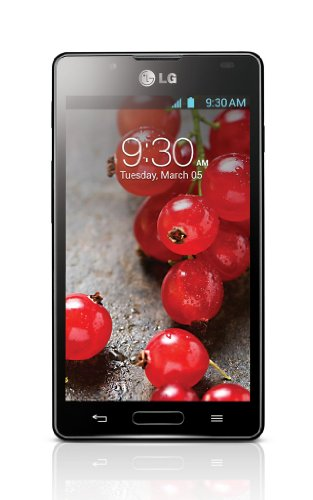 LG LGP710.AGBRBK - P710 Optimus L7II Sim Free Android - Black