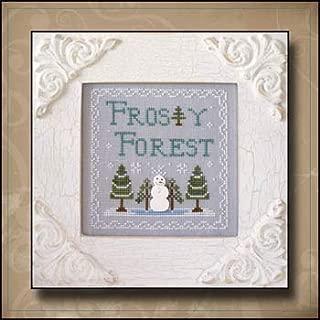 Frosty Forest 9-Frosty Forest Cross Stitch Chart