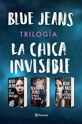 Trilogía La chica invisible (pack): La chica invisible + El puzle de cristal + La promesa de Julia ((Fuera de colección))