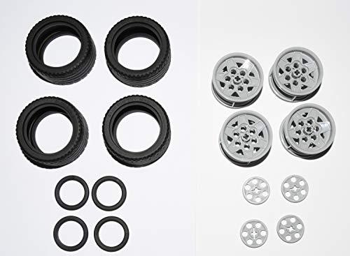 LEGO Technic Tires + Wheels Pack
