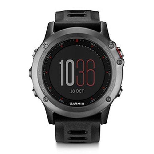 Garmin Gps Watch >> Garmin Fenix 3 Gps Watch Gray
