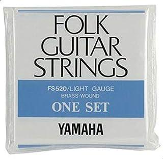 Yamaha Fs-520 Light Acoustic Guitar-String