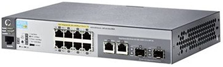HP 2530-8G-PoE+ Switch - switch - 8 ports - managed - desktop, rack-mountable, wall-mountable