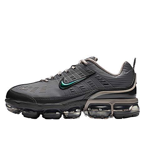 Nike Air Vapormax 360, Zapatillas para Correr para Hombre, Iron Grey Enigma Stone Mtlc Cool Grey Black Anthracite, 43 EU