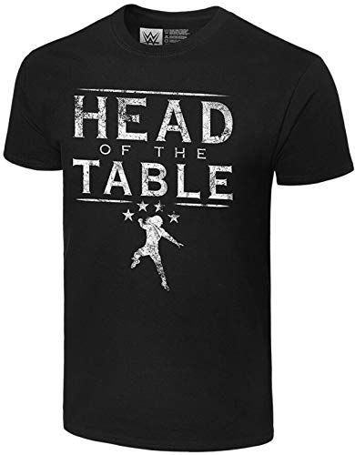 ROMAN REIGNS WWE Head of The Table Official Authentic T-Shirt XXXXL