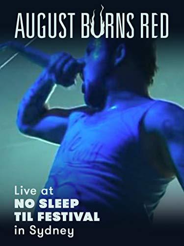August Burns Red - Live at No Sleep Til Festival in Sydney