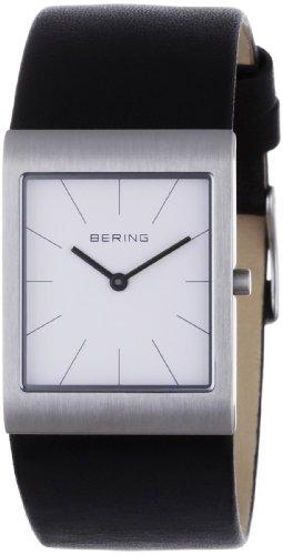 BERING Damen-Armbanduhr Analog Quarz Leder 11620-404
