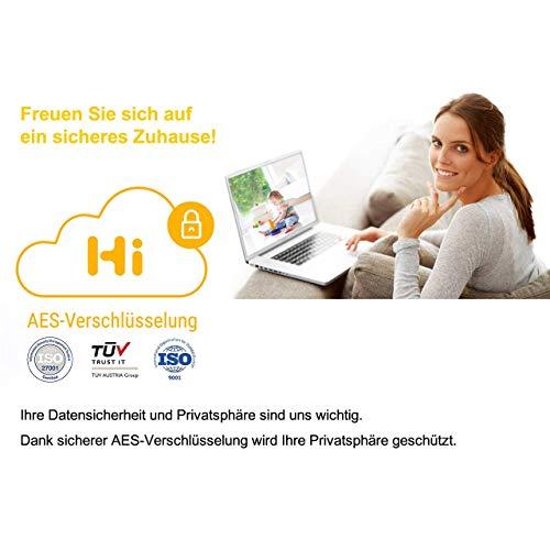 HiKam S6 mini drahtlose IP Überwachungs-Kamera - 6