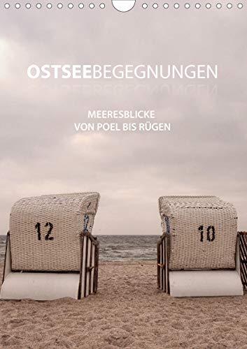OstseeBegegnungen (Wandkalender 2021 DIN A4 hoch)
