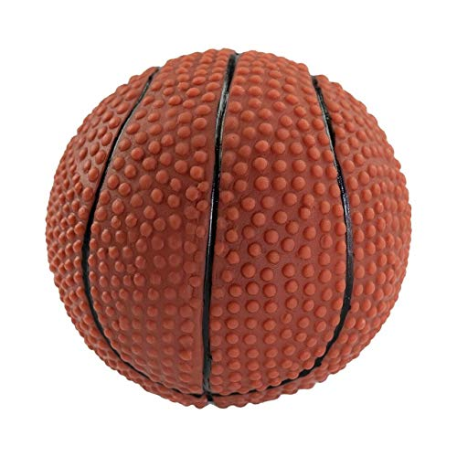 Pelota de baloncesto con sonido 7.5 cm, vinilo, HipHop