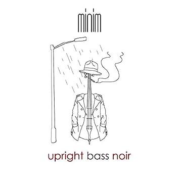 Upright Bass Noir