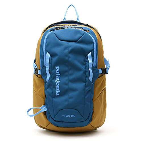 Our #2 Pick is the Patagonia Refugio College Backpack