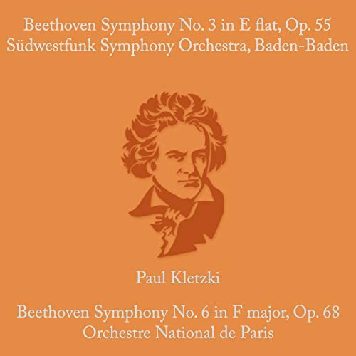 Paul Kletzki, Südwestfunk Symphony Orchestra Baden-Baden & Orchestre National de Paris