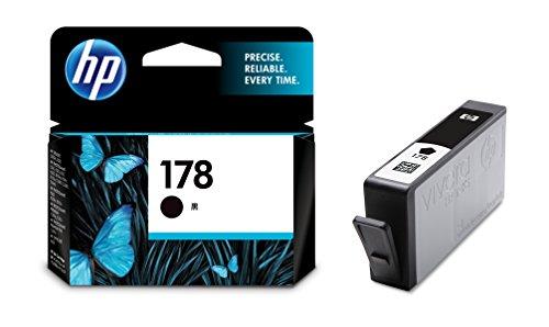 ヒューレット・パッカード HP 178インクカートリッジ 黒