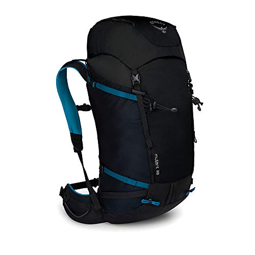 Osprey Mutant 38 Unisex Climbing Pack - Black Ice (M/L)