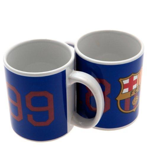 FC BARCELONA officiel 1899 bleu tasse en céramique
