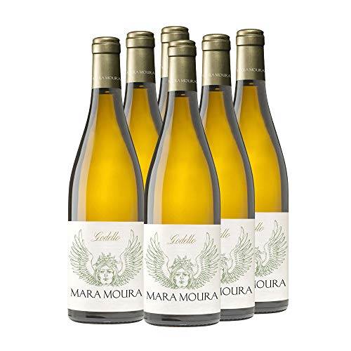 Mara Moura Vino blanco godello, D.O. Monterrei - 6 x 750 ml