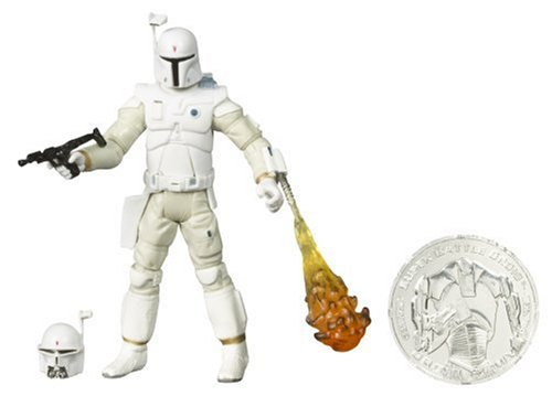 McQuarrie Concept Boba Fett TAC15 - Star Wars 30th Anniversary Collection 2008