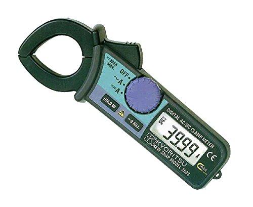 共立電気計器 (KYORITSU) 2033 キュースナップ・AC/DC電流測定用クランプメータ