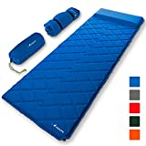 Best Camping Beds - MalloMe Sleeping Pad Camping Air Mattress – Self Review